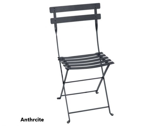 370 47 Anthracite Chair