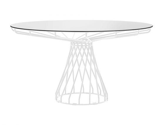 Velletri_White_150cm_HPL_Dining