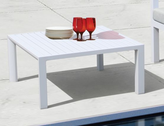 White Designer Coffee Table