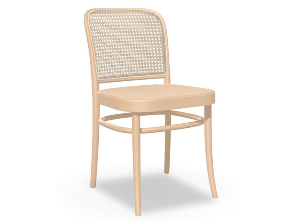811 Natural With Solid Seat