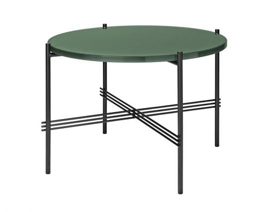 GUBI_COFFEE_TABLE_BLACK_0014_TS_CoffeeTable_Round_55x41_Black_Glass_DustyGreen