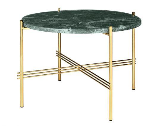 GUBI_COFFEE_TABLE_BRASS_0002_TS_CoffeeTable_Round_55x41_Brass_Marble_GreenGuatemala