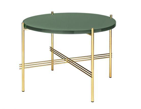 GUBI_COFFEE_TABLE_BRASS_0010_TS_CoffeeTable_Round_55x41_Brass_Glass_DustyGreen