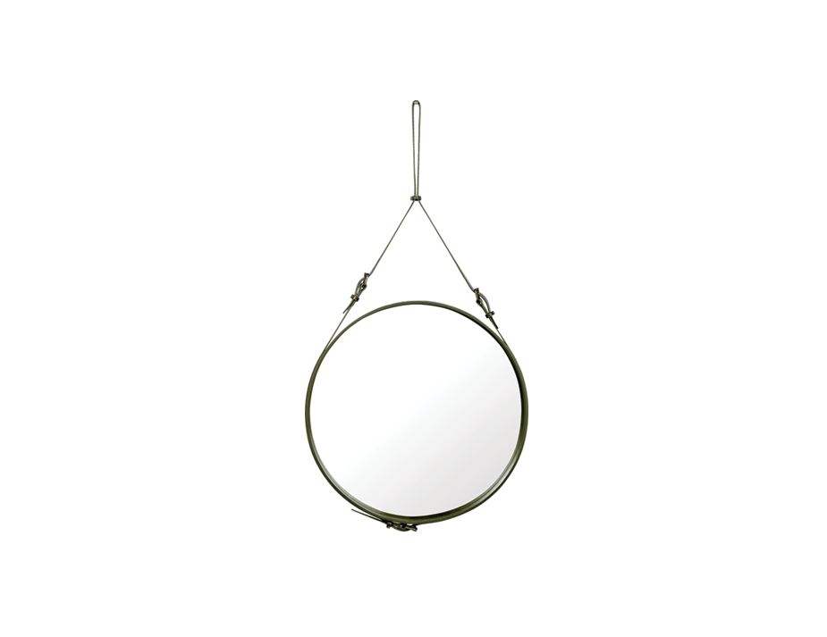 Olive Adnet Mirror Front 45