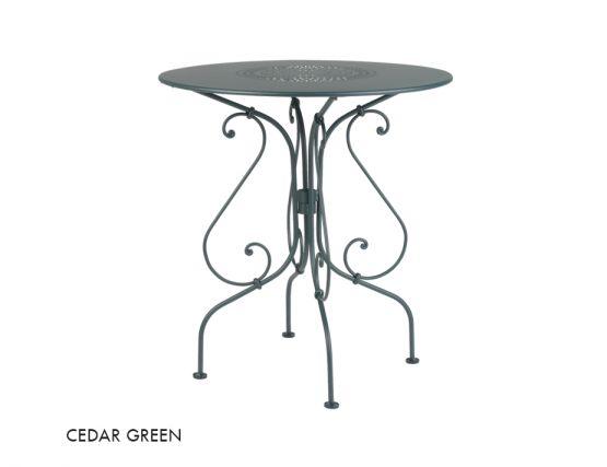 1900 67 Table Cedar Green