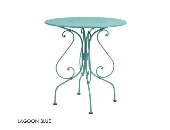 1900 67 Table Lagoon Blue