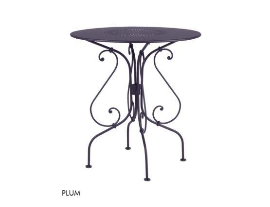 1900 67 Table Plum