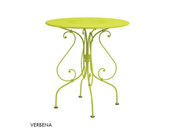 1900 67 Table Verbena