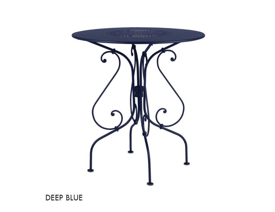 1900 67 Table Deep Blue