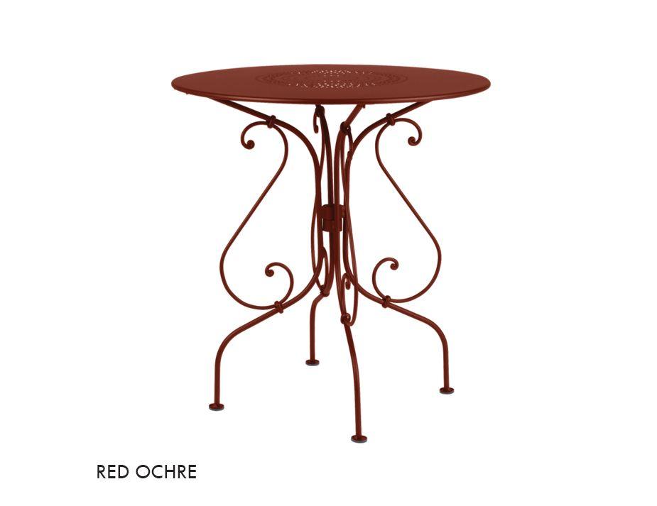 1900 67 Table Red Ochre