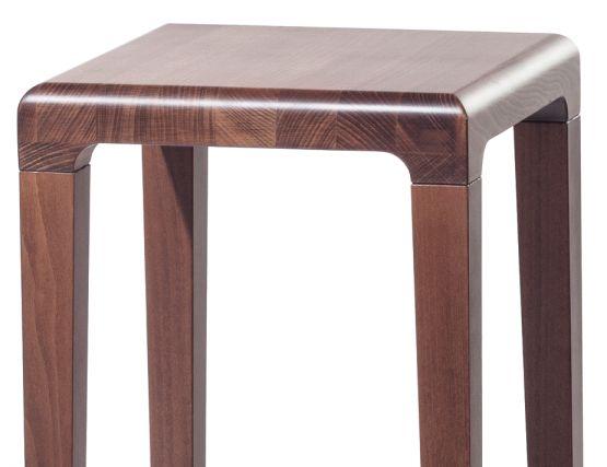 Timber Bar Stool