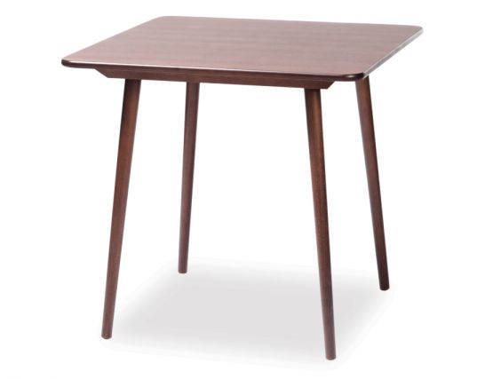 Walnut Small Ironica Table