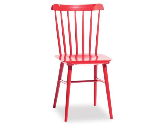 Red Ironica Chair