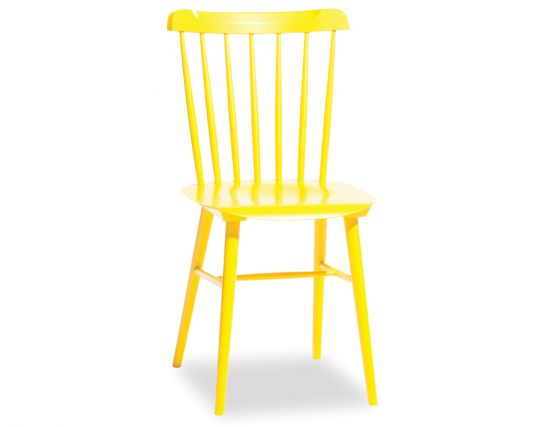 Awesome Yellow Chair