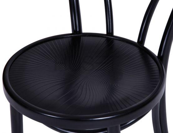 Thonet Black Seat