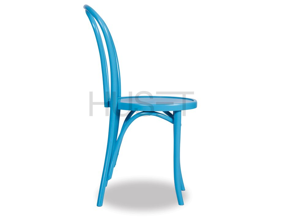 Blue Vienna Thonet Chair
