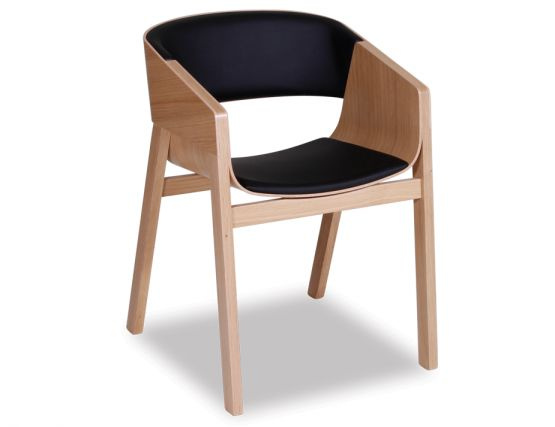 Oak Chair Solid Wood