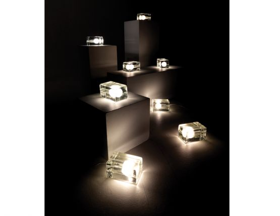 Block Lamp Display