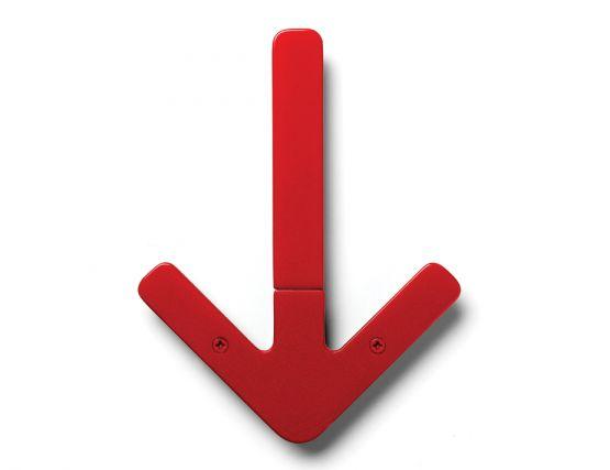 Red Arrow Hanger