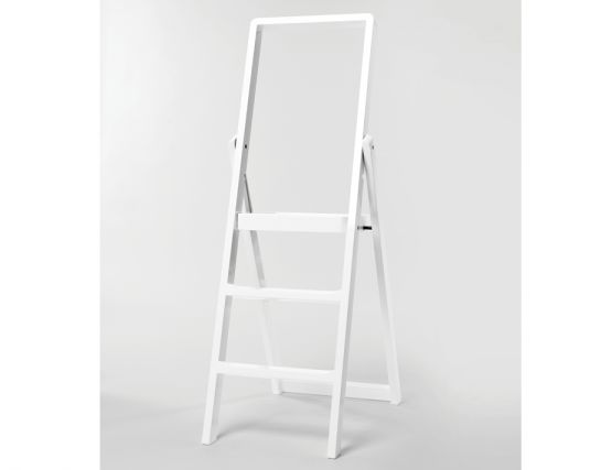 White Stepladder
