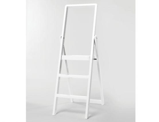 White Stepladder
