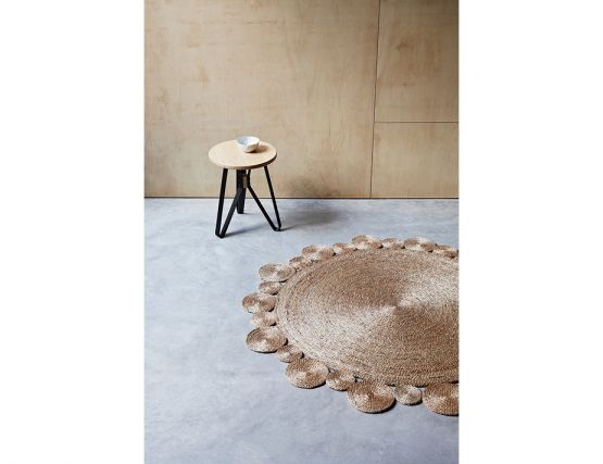 Daisy Round Rug By Armadillo Amp Co
